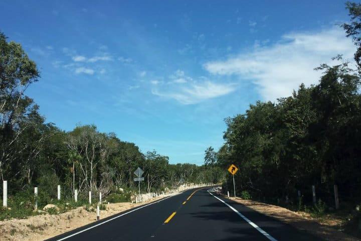 como llegar a bacalar carretera a chetumal
