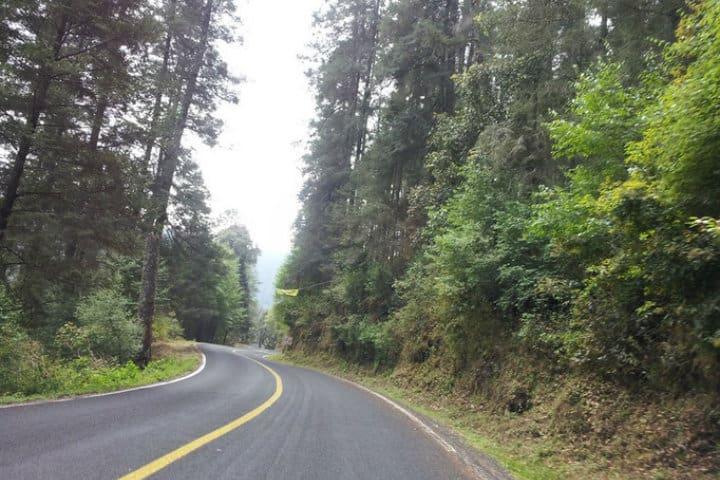 carretera a el cedral