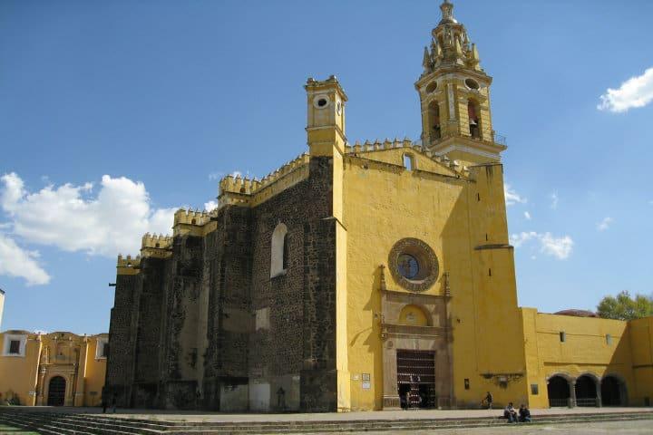 ex convento san gabriel cholula