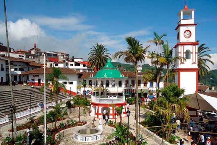 centro de cuetzalan