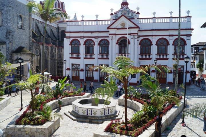 museo etnografico cuetzalan