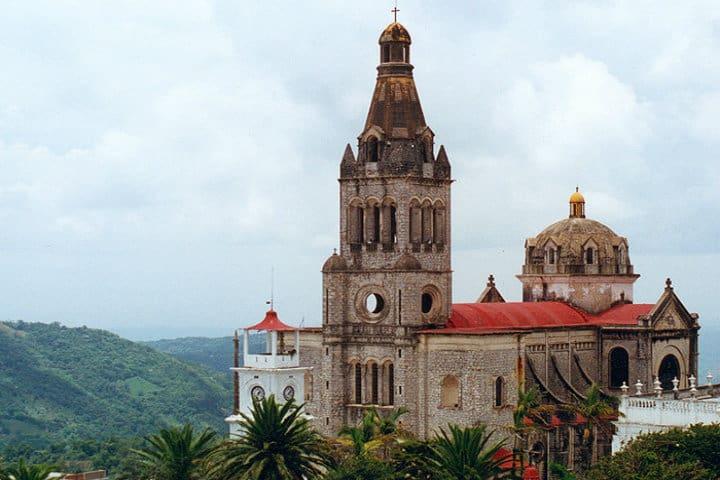 que hacer en Cuetzalan parroquia san francisco