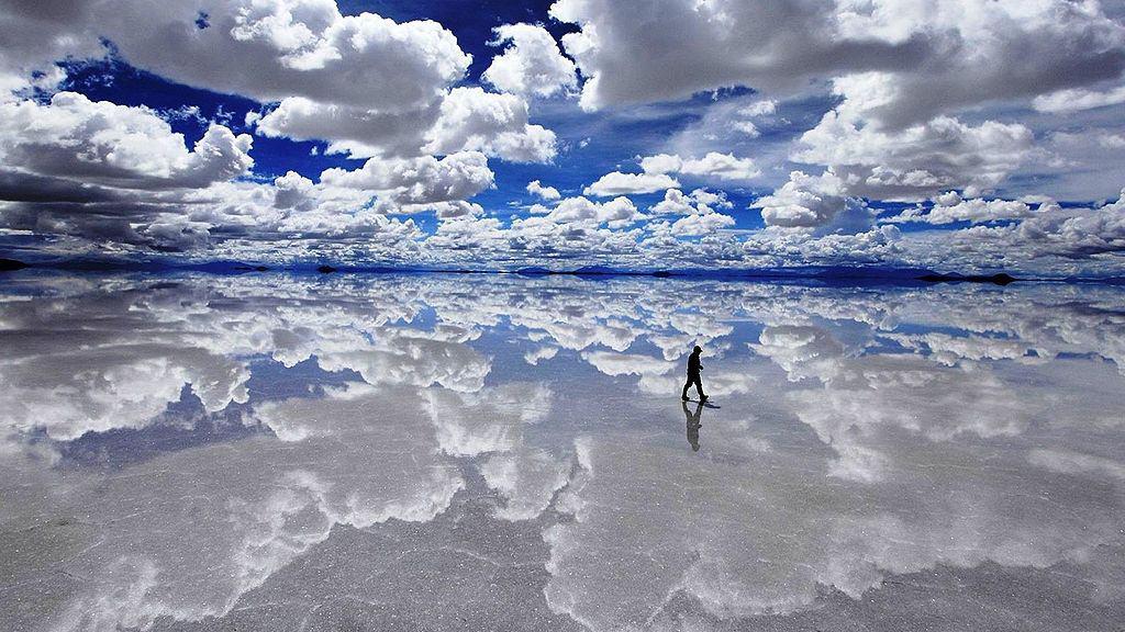 desierto del salar bolivia