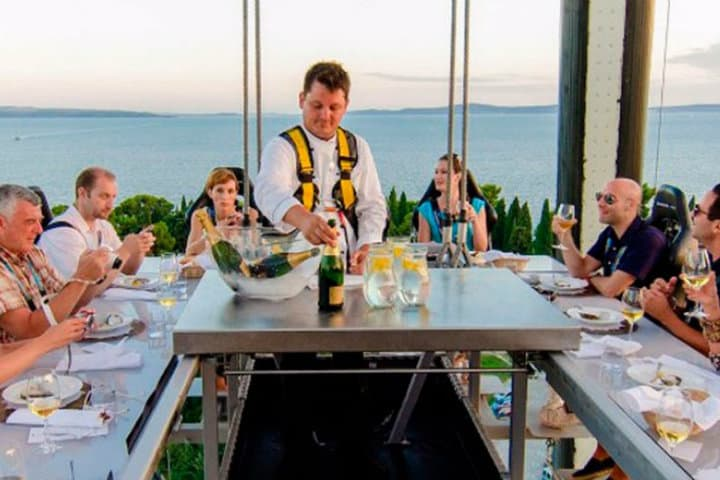 dinner in the sky panama
