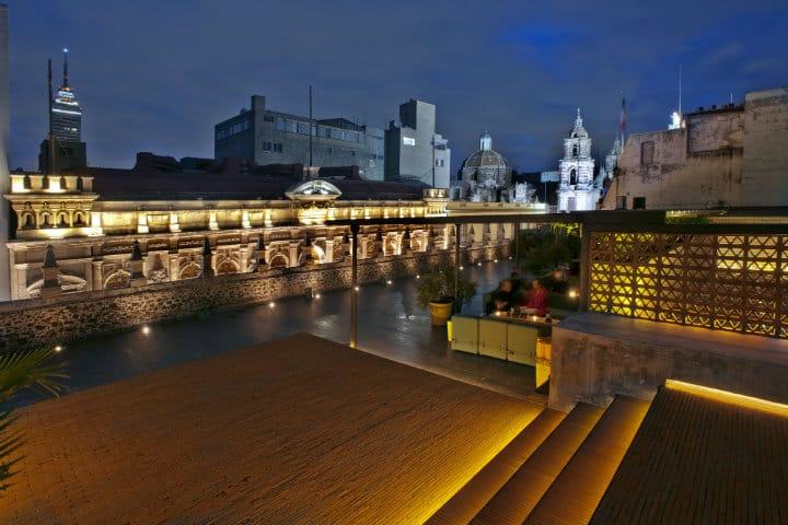 hotel downtown ciudad de mexico