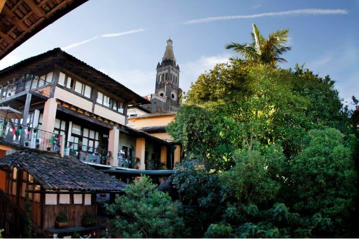 la casa de piedra hotel cuetzalan