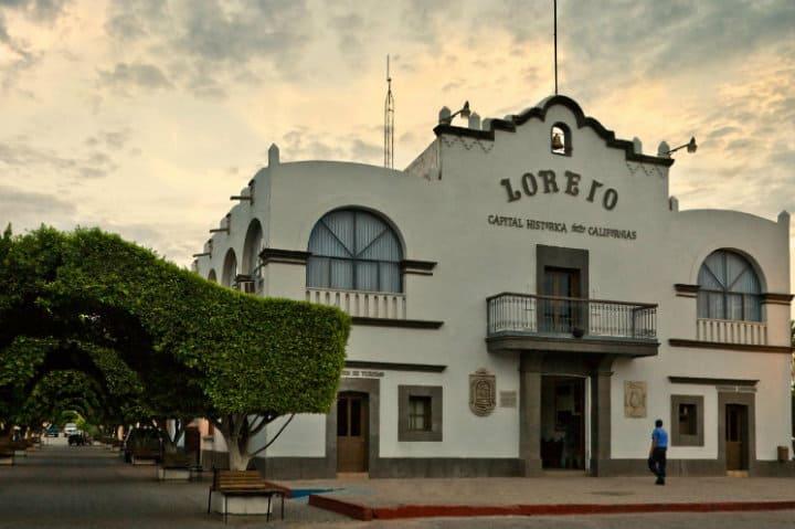 Loreto, Centro. Foto: visitmexico