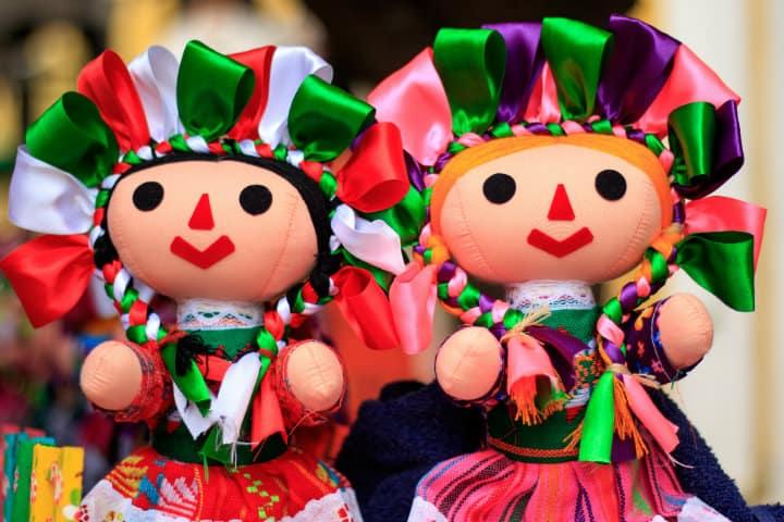 muñeca otomí patrimonio cultural