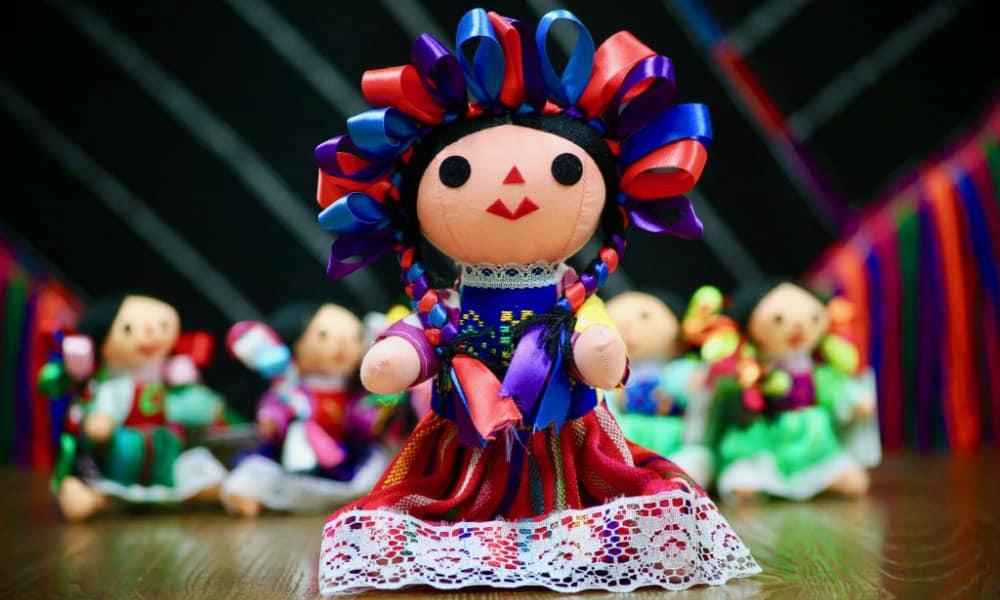 muñeca otomi