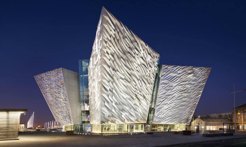 Museo del Titanic belfast