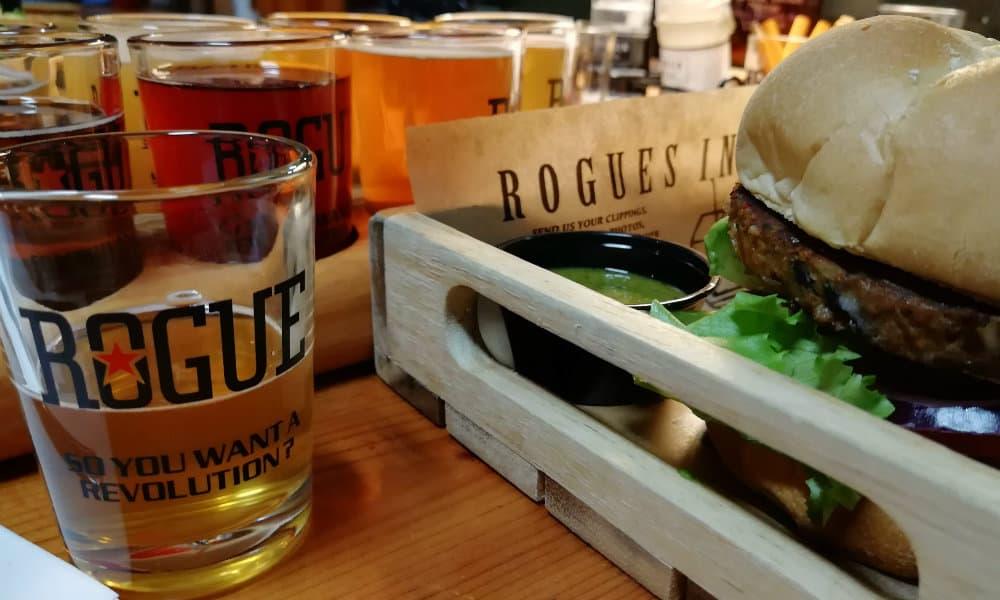 Cerveza Rogue Oregón Foto El Souvenir 26
