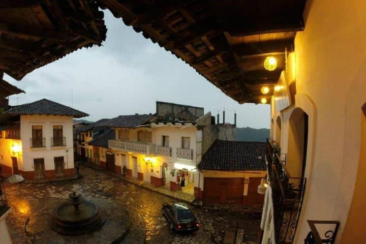 hoteles en cuetzalan