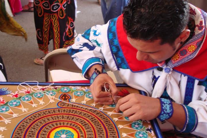 arte huichol sayulita