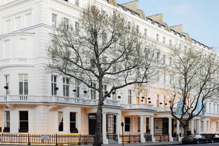 the kensington hotel londres