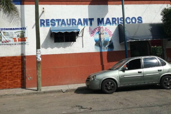 Restaurante ls Sirenita. Imagen: Holbox. Archivo