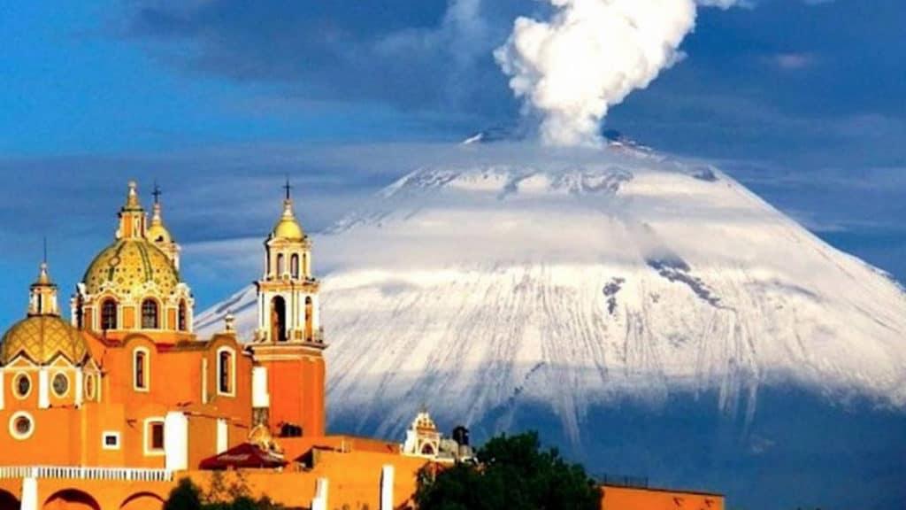 Como llegar a Cholula. Imagen: Puebla. Archivo