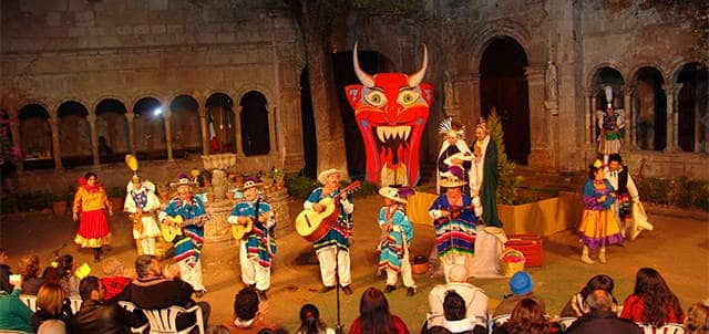 Pastorelas de Tepotzotlán. Foto: City Express