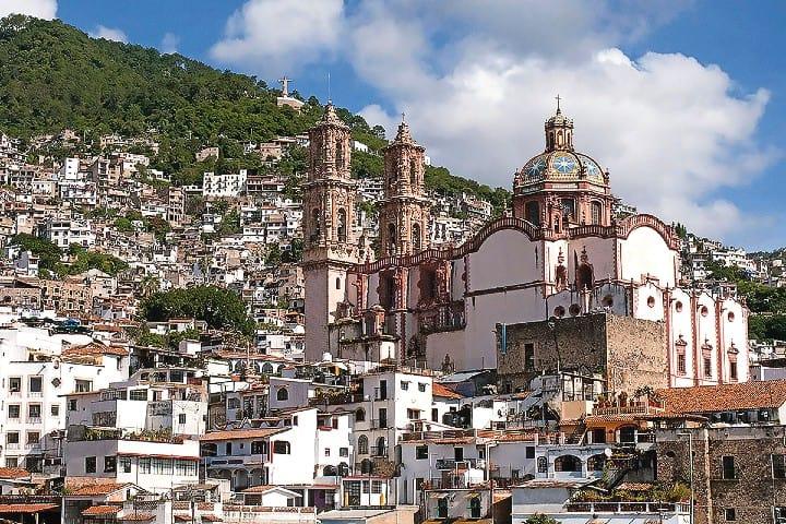 Clima de Taxco Foto Desde la fe