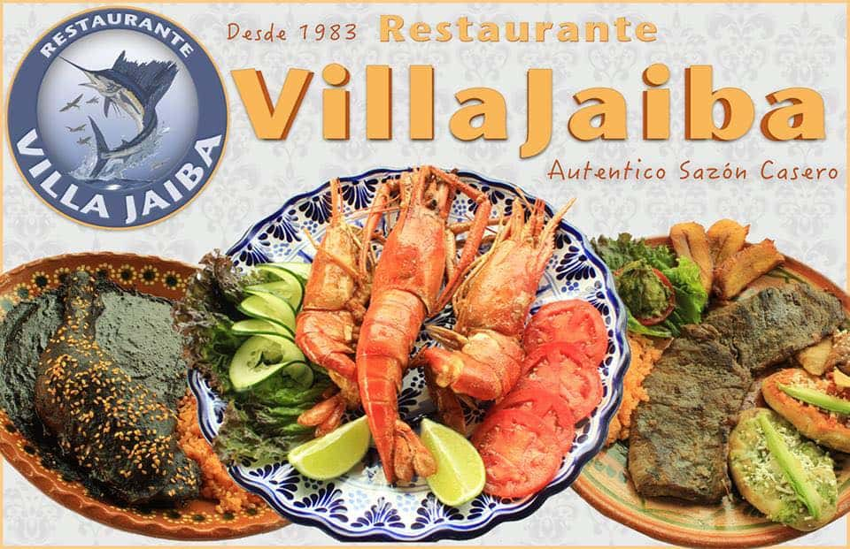 Donde comer en Cuetzalan Puebla. Restaurante VillaJaiba. Foto: Cuetzalan Magico