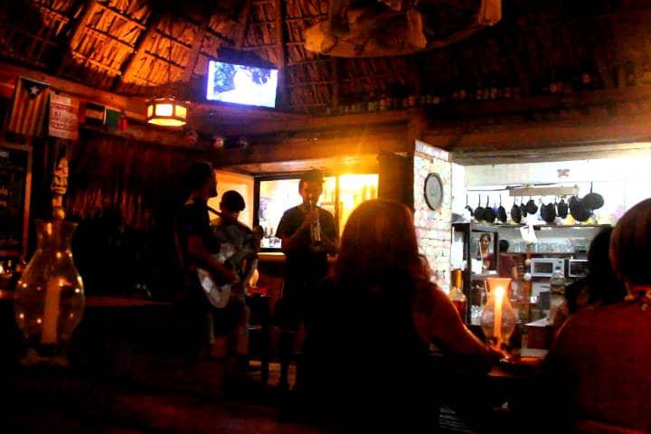 Donde comer en Mazunte Foto Hector Ferreyra