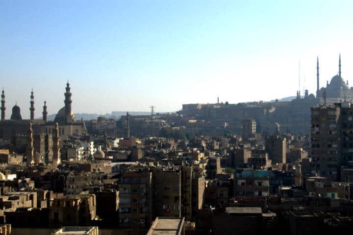 El Cairo Foto Demonvaska