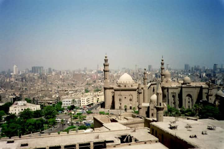 El Cairo Foto Jon Evans