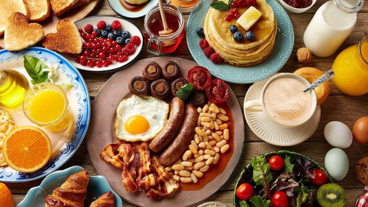 Desayunos en el mundo. Foto: El confidencial