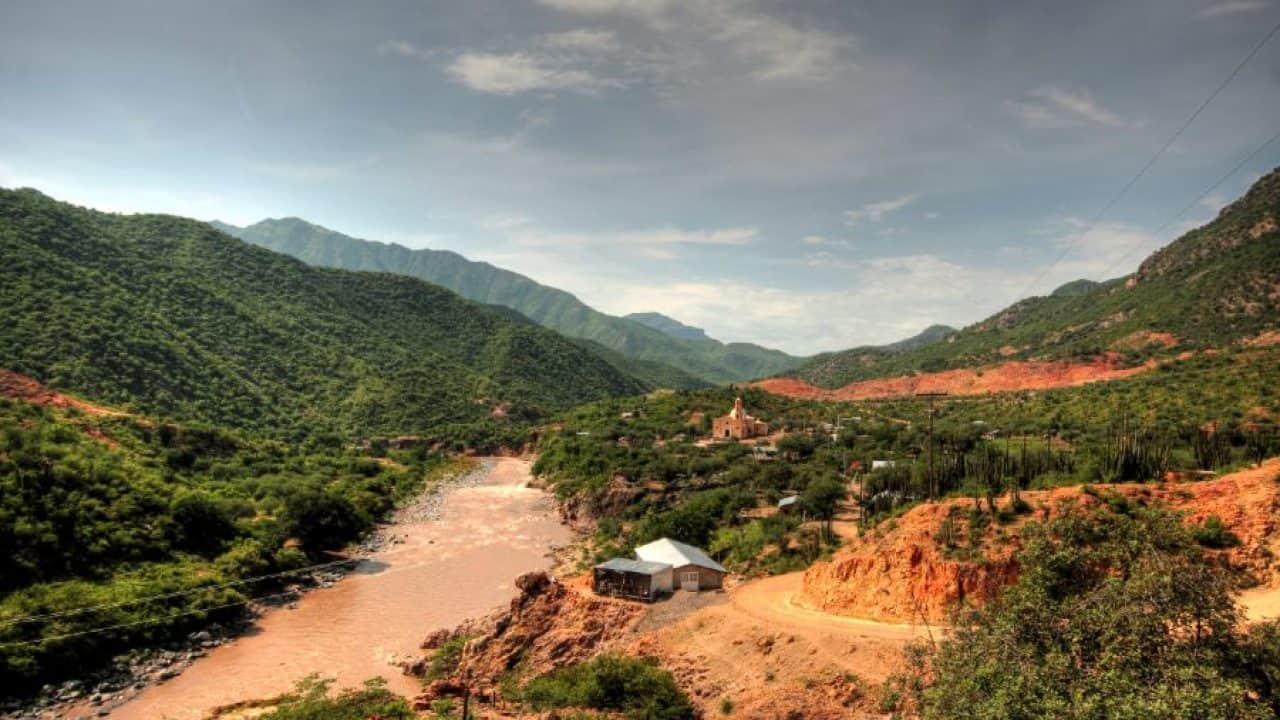 Pueblo Mágico en la Sierra Tarahumara. Foto: Entorno Turistico