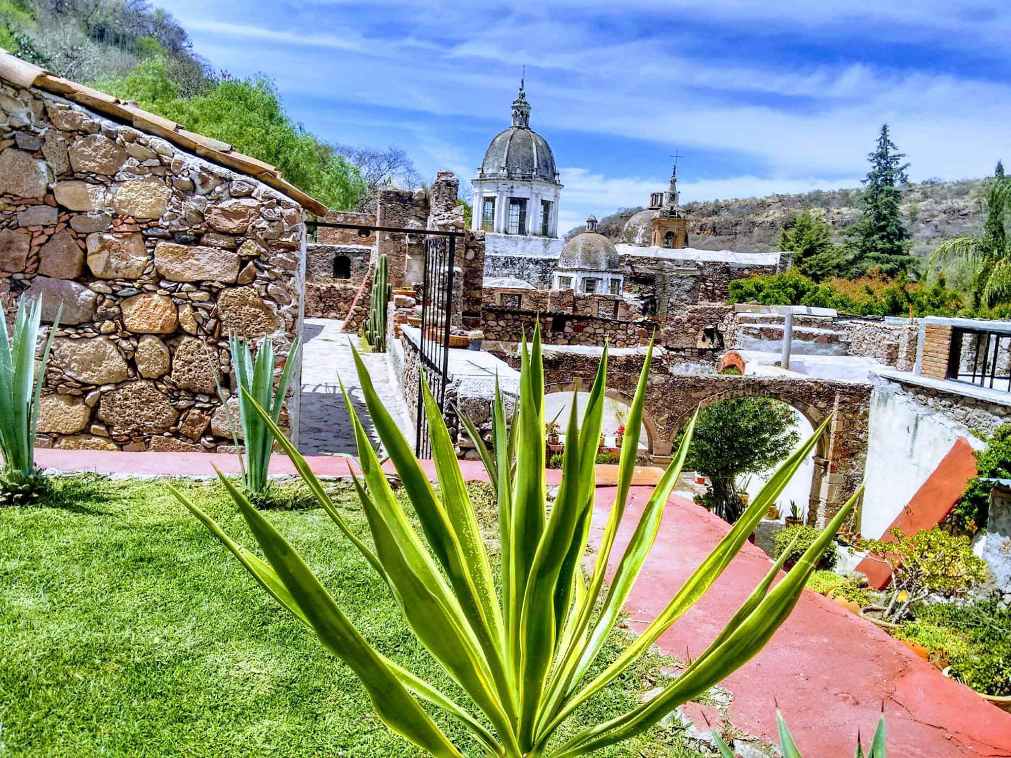 Haciendas en Salamanca Guanajuato. Foto: Hacienda Cañada de Ortega