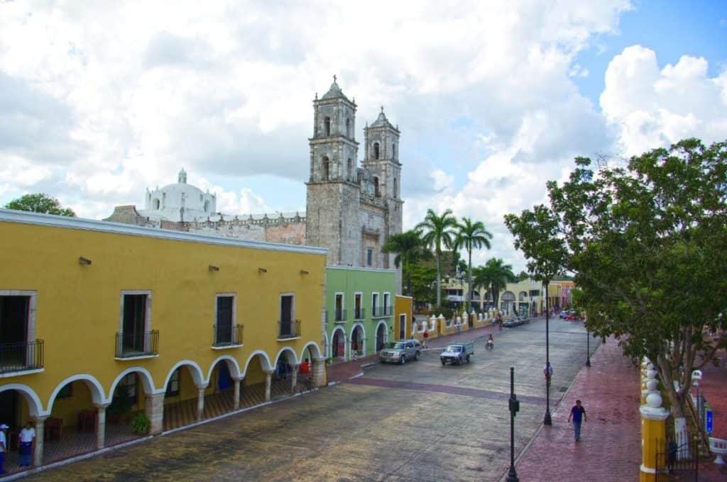 Viaje a Valladolid Yucatán