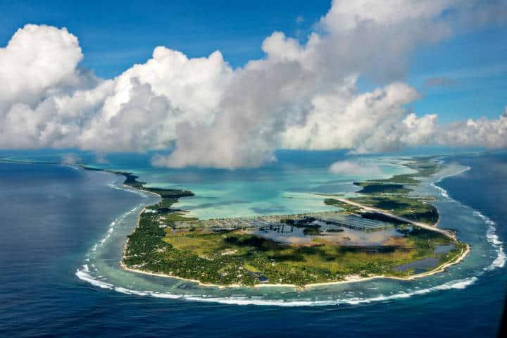 Países que reciben primero año nuevo Foto National geographic