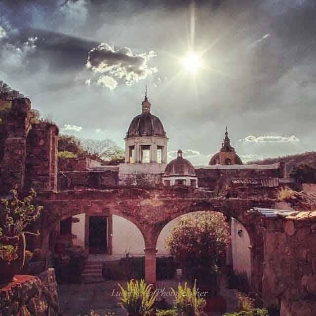 Hacienda Cañada de Ortega. Foto: Revista Arkin