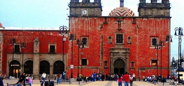Templo de San Agustin, Salamanca Guanajuato. Foto: Zona Turistica