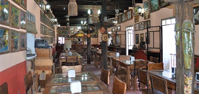 Donde comer en Cuetzalan Puebla. Restaurante La Época de Oro. Foto: ZonaTuristica