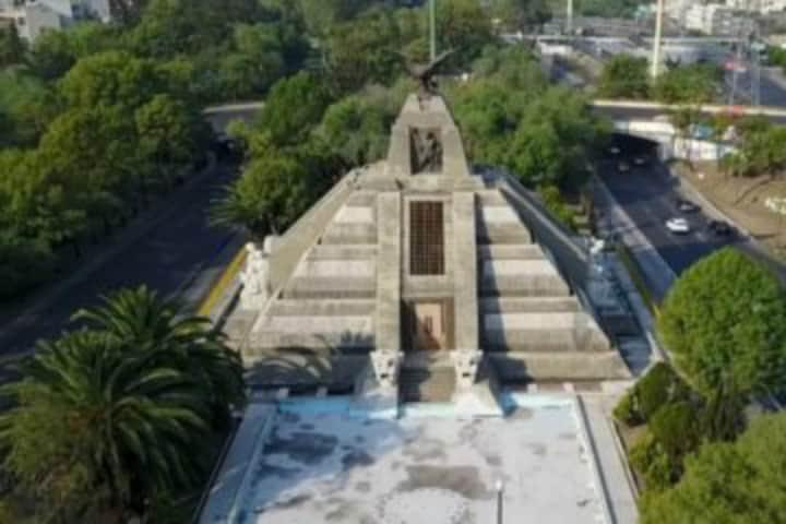 qué hacer en Cárcamo de Dolores Chapultepec. Foto El Souvenir