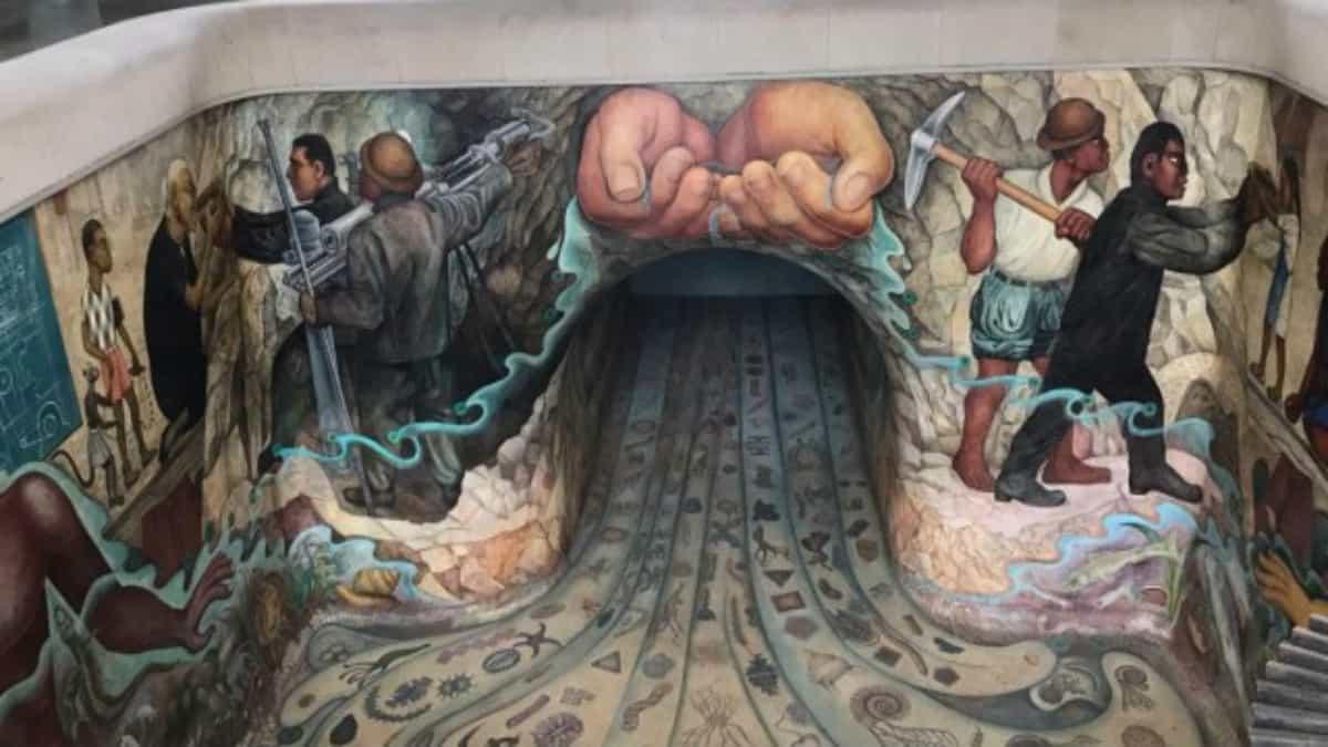 qué hacer en Cárcamo de Dolores Chapultepec. Foto Sedema