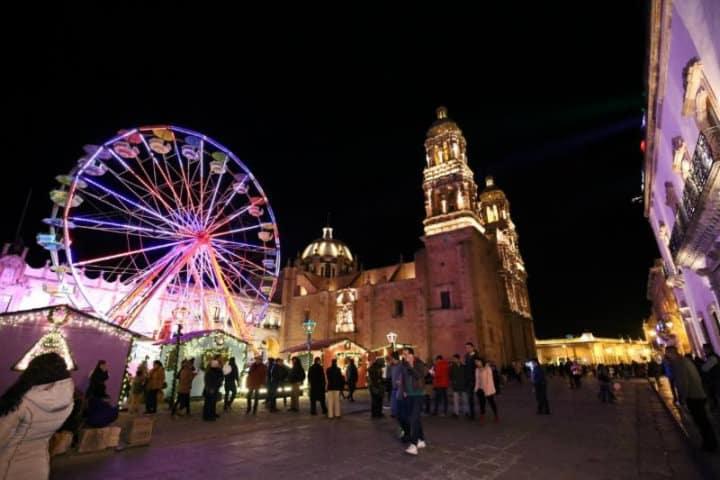 Festival Navideño en Zacatecas