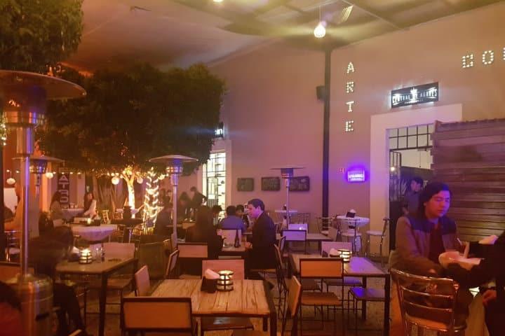 Central de Agaves, Cholula. Foto Diodoro Rodríguez Monzón