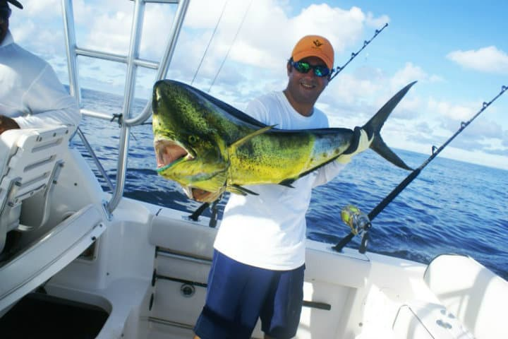 dorado fishing international tournament