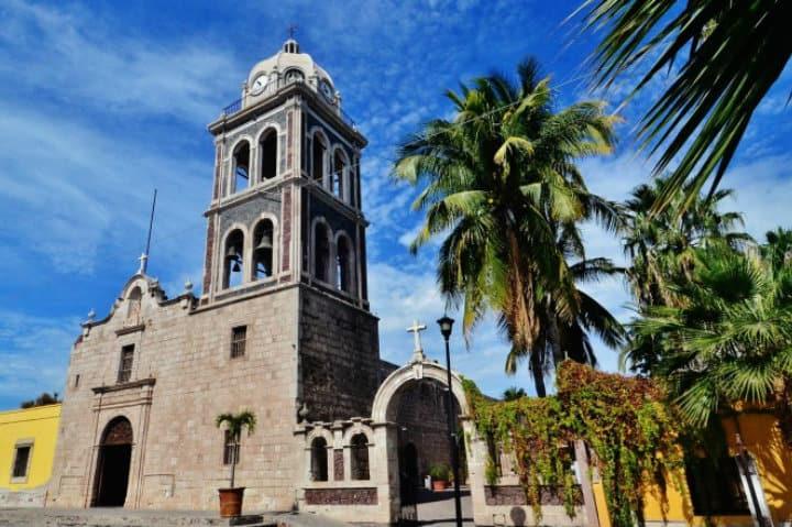 mision de loreto iglesia de loreto