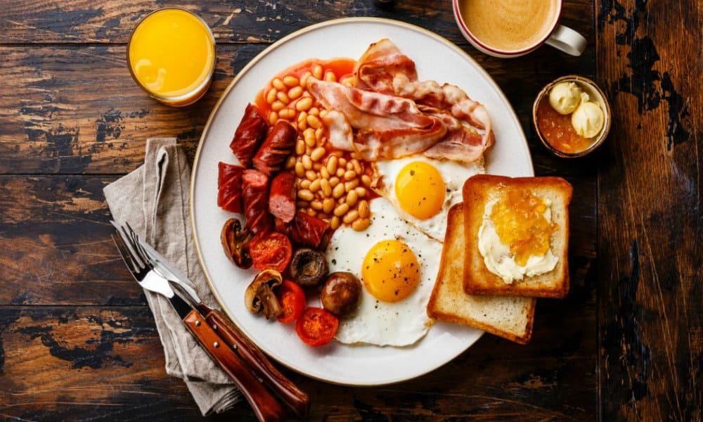 desayunos en el mundo