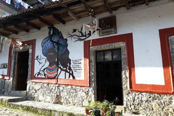 la terraza cuetzalan