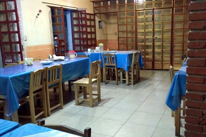 comedor luna azul cuetzalan