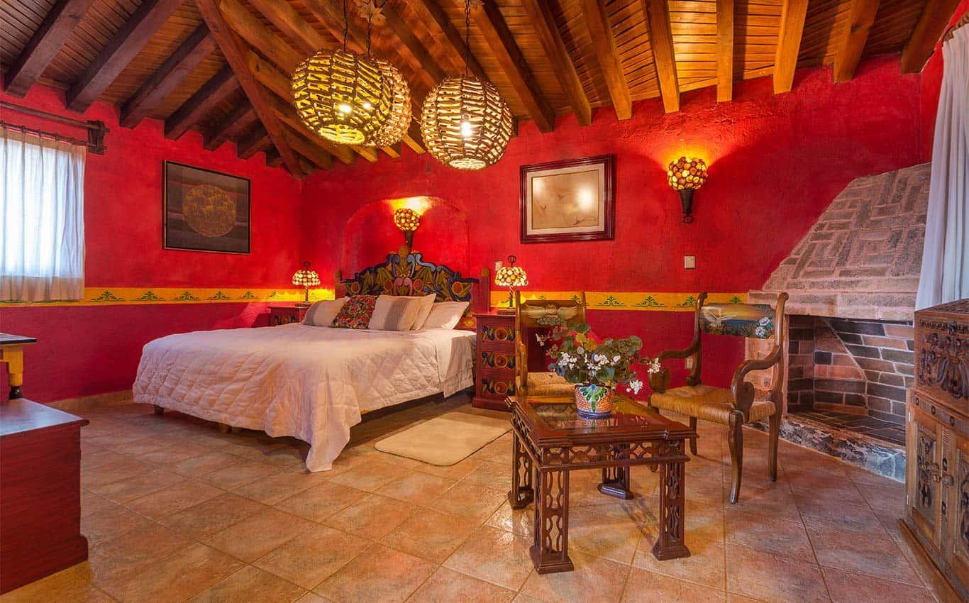 hotel ixhi patzcuaro