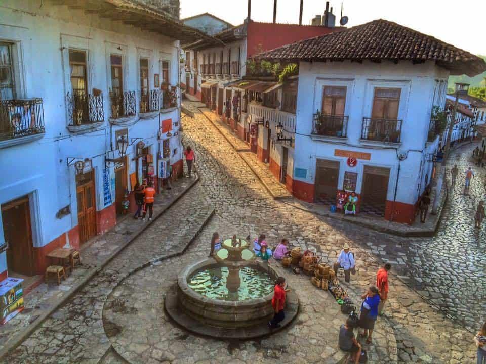 Dónde comer en Cuetzalan Puebla