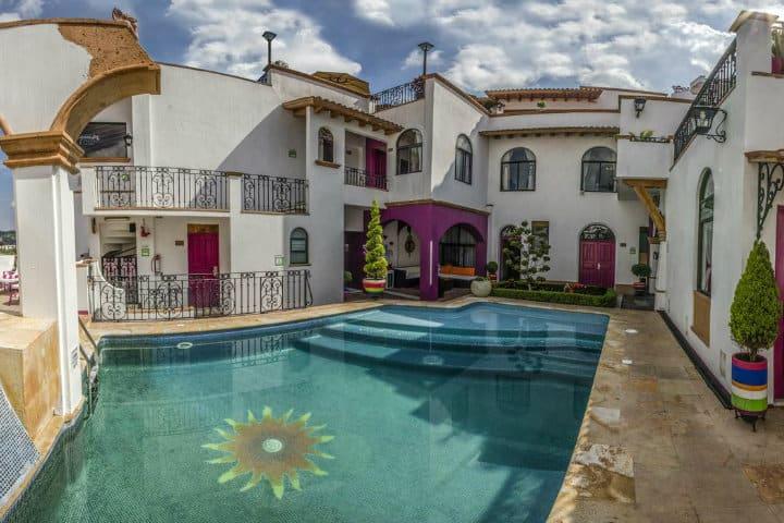 ¿Dónde hospedarse en Taxco Guerrero?