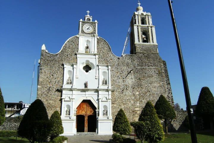 iglesia huitzilac