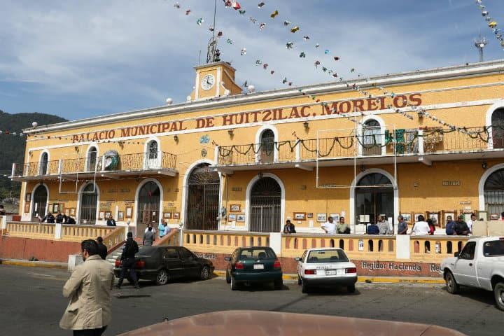 palacio municipal hutizilac