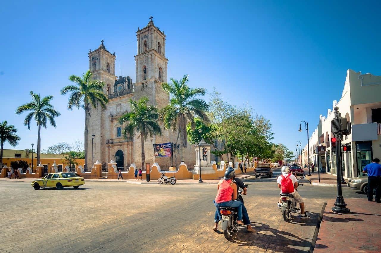 Viaje a Valladolid Yucatán. Foto: Matadornetwork