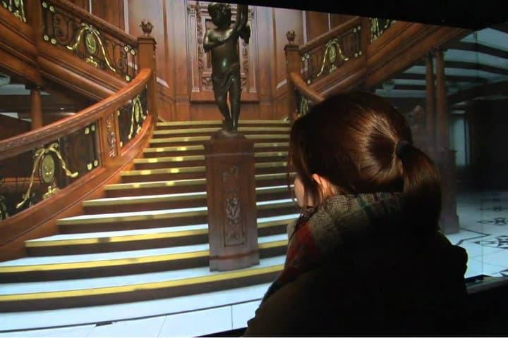 Museo del Titanic. Imagen: Irlanda. Archivo